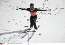Wintersport Skispringen